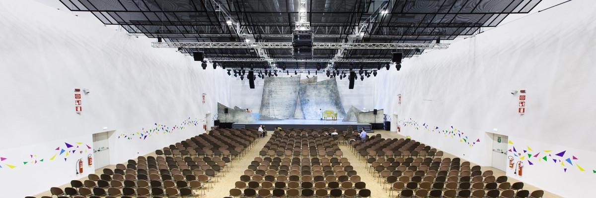 Milano Expo 2015 - Padiglione Auditorium