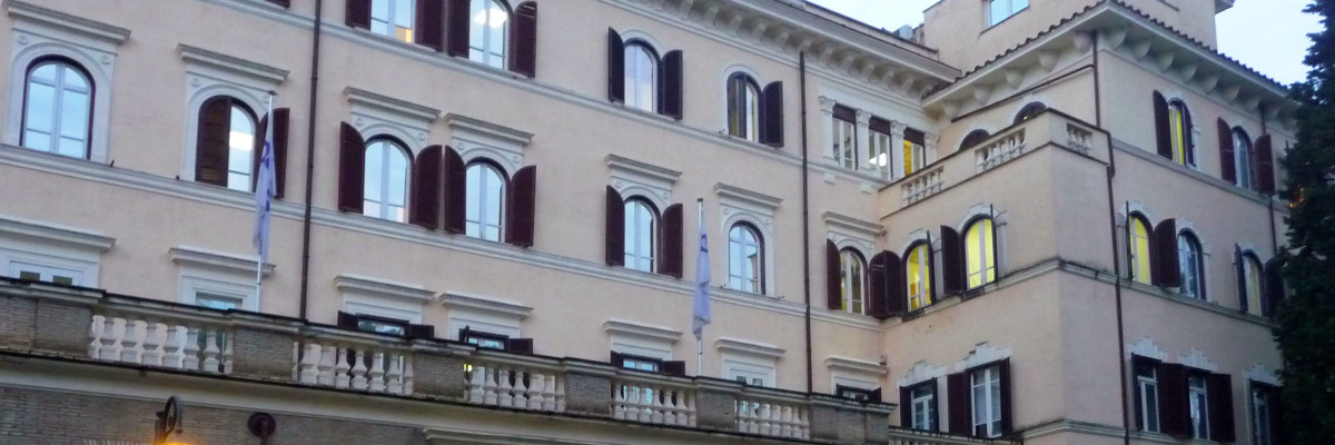 Via Della Camilluccia, 567 - Roma