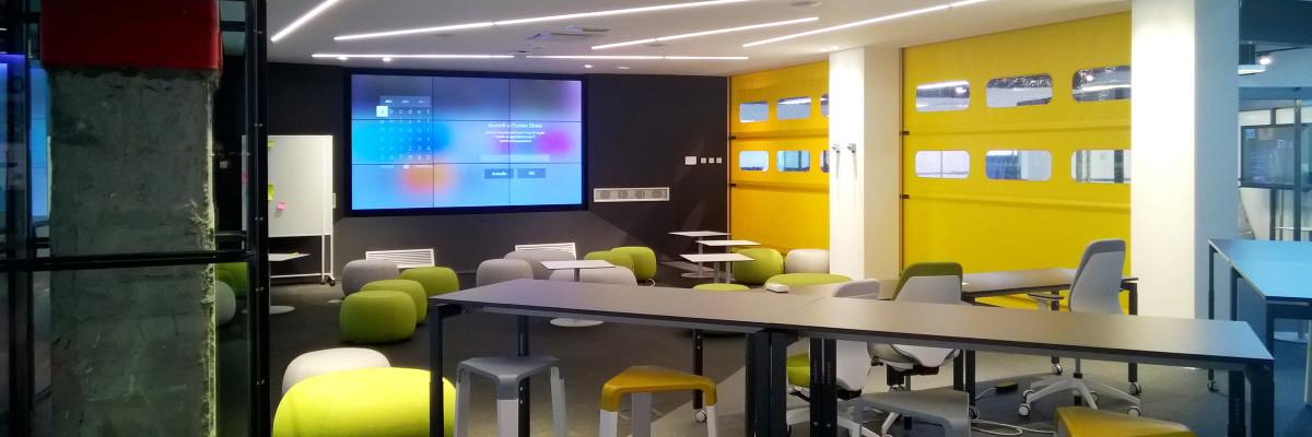 25 Tortona street - Milan - New offices